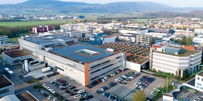 Endress+Hauser Flowtec AG in Reinach, Switzerland