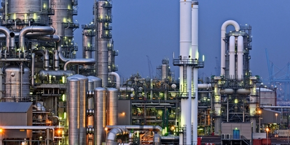 Oil & Gas refinery