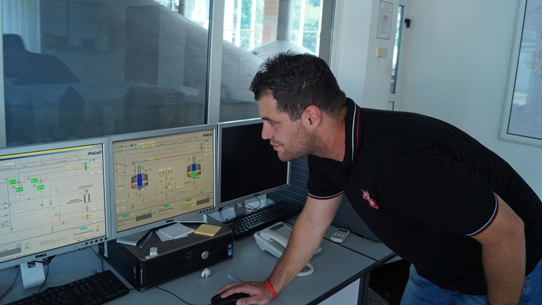 Energy monitoring system at Banjalučka pivara