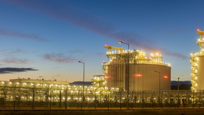 LNG terminal in Poland